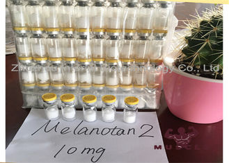 중국 Melanotan II Peptides for Different Skin Type Protein Peptide Hormones Mt2 10mg/Vail 협력 업체