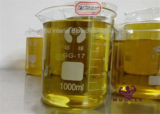 중국 Anabolic Injectable Steroids Sustanon 250 mg / ml  Testosterone Blend Yellow Oil For Cutting Cycle 협력 업체